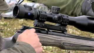 Blaser R8 – hogyan készítsünk lövő rendszert nagy távolságú lövészethez