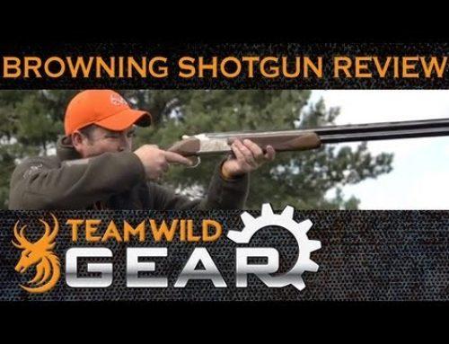 Browning B725 Shotgun Bemutató