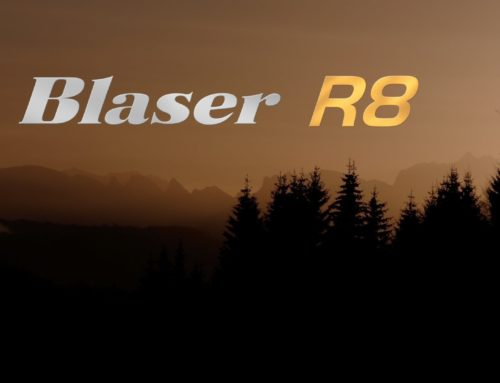Blaser R8 bemutató videó