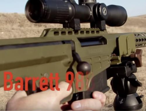 Barrett 98B fegyver
