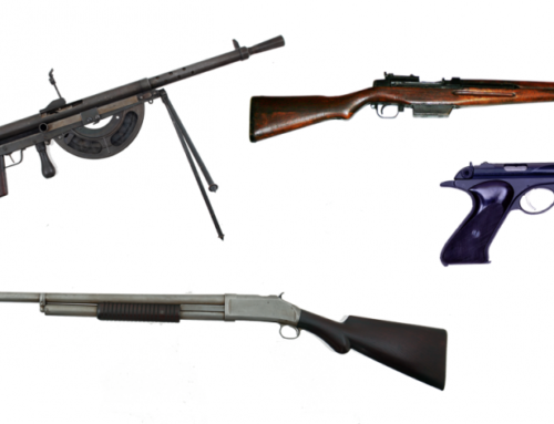 A 13 legbénább lőfegyver a közelmúltból