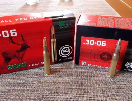 GECO ZERO: Ólommentes lőszer felhasználói teszt