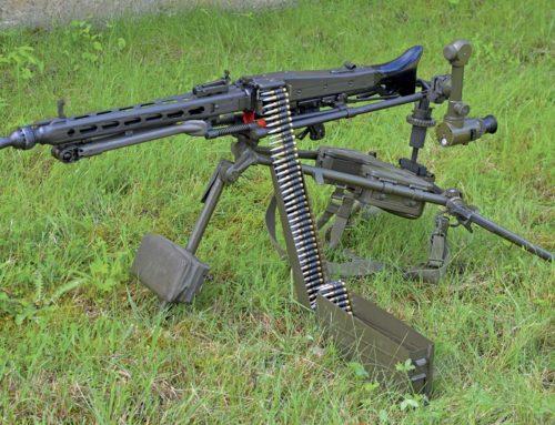 Hessen Arms M3 .308 Winchester − az MG3 félautomata civil változatát teszteltük