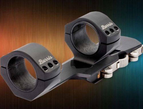 Burris Optics: új AR-Signature QD P.E.P.R. szerelék