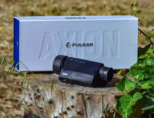 Teszt: Pulsar Axion XM38 hőkamera a vadászaton