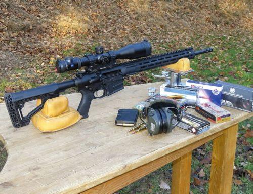 Teszt és videó: Savage MSR 10 Hunter precíziós öntöltő vadászpuska .308 Win. és 6,5 CM kaliberben