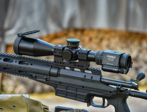 Steiner M7Xi IFS − Teszt és Video: Hogyan teljesít a Long-Range céltávcső az elektronikus finomságokkal?