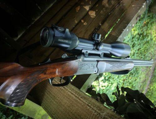 Blaser Bergstutzen BS97, számomra az egyik legjobb fegyver a lesen.