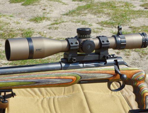 Teszt: Bushnell Elite Tactical XRS II 4,5-30×50 − mit tud a japán gyártású Long-Range céltávcső?
