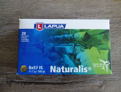LAPUA Naturalis 8×57 IS