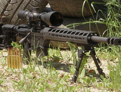 Long-Range puska tesztelése: A Ruger Precision Rifle .338 Lapua Magnum kaliberben a lőtéren
