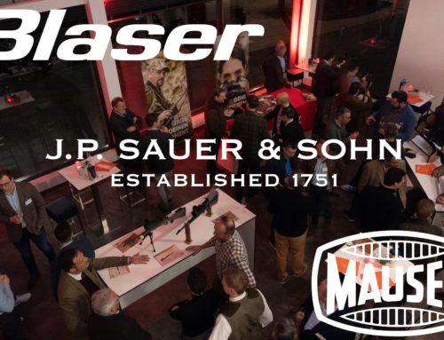 Blaser, Sauer és Mauser: Jagd & Hund 2020 az összes újdonság a Blaser Csoporttól