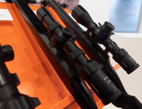 KAHLES újdonságok 2020-ban: K18i céltávcső IPSC-hez és 3-Gun-hoz és a Helia RF-M 7×25 távolságmérő