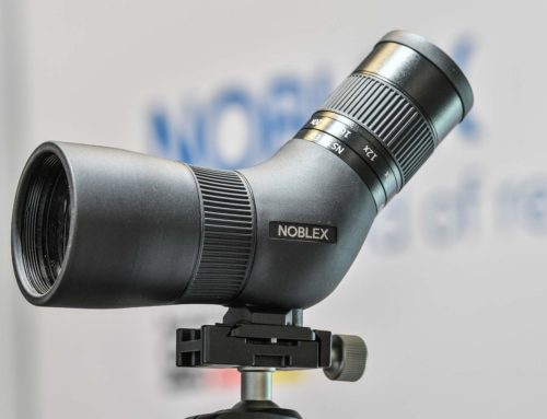 NOBLEX újdonságok 2020: NR 1000 távolságmérő, NS 8-24×50 ED spektív valamint NW 100 kétfunkciós hőkamera