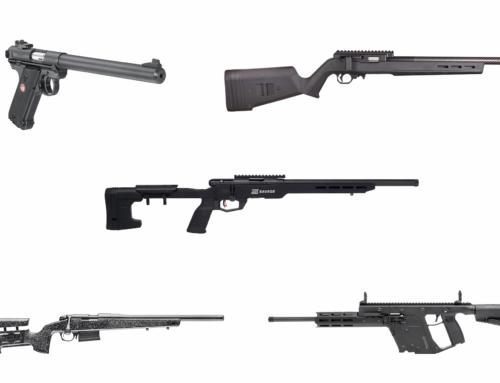 Trend-riport kiskaliberűek: A legfontosabb új .22 l.r. kaliberű rövid és hosszú fegyverek a 2020-as SHOT Show-ról