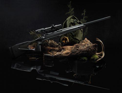 """SAKO S20: Az első """"hibrid puska"""" – precíziós puskából vadászpuska, gyorsan"""
