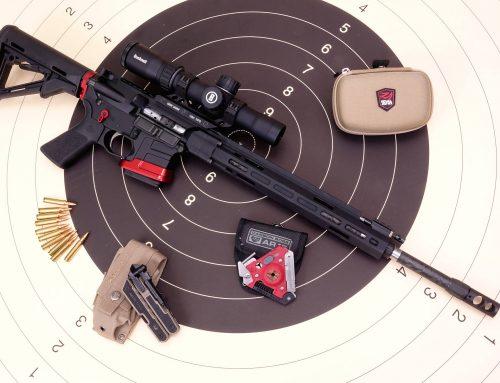 Teszt: Savage MSR 15 Competition − mit tud a Match-öntöltő puska, karbonköpenyes puskacsővel és csúcs felszereltséggel?