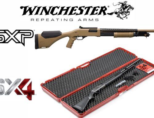 Öntöltő és pumpás ismétlők: A legújabb Winchester SX4- és SXP sörétes puskák 2020 Júniustól kaphatóak