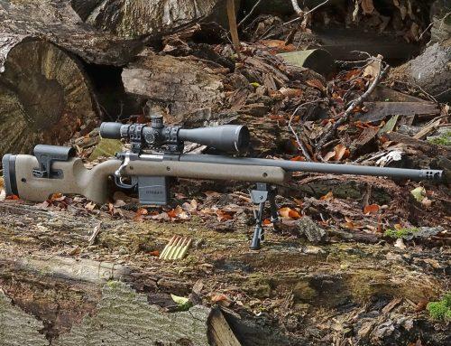 Ruger M77 Hawkeye LRT: Az új Long-Range ismétlőpuskát teszteltük