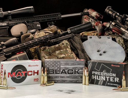 Vadonatúj golyóspuska kaliber 6 mm ARC – ezt kell tudni a Hornady Advanced Rifle Cartridge-ról!