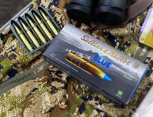 Sellier & Bellot eXergy Blue − új, ólommentes lőszer széria most 8 elterjedt kaliberben kapható
