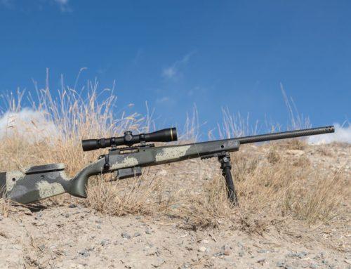 A Springfield Armory Model 2020 Waypoint egy új pontos vadászpuska, verseny tulajdonságokkal