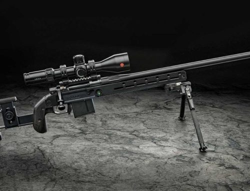 Puska teszt: The American Rifle Company Nucleus Gen2