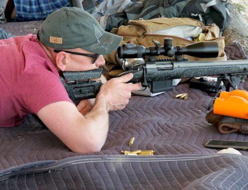 Mi a legjobb távolság egy vadászpuska belövéséhez?