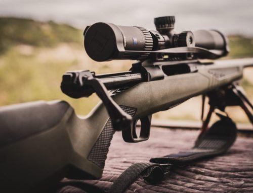 Terepen tesztelve: Az új egyenes húzású Savage Impulse puska