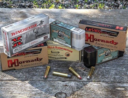 A legjobb alsókulcsos puska lőszerek párbaja: .300 Savage vs. .30/30 Winchester vs. .45/70