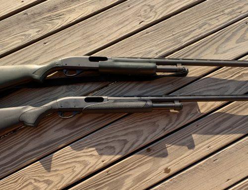 Sörétes puska Ismertető: RemArms Remington 870 Express